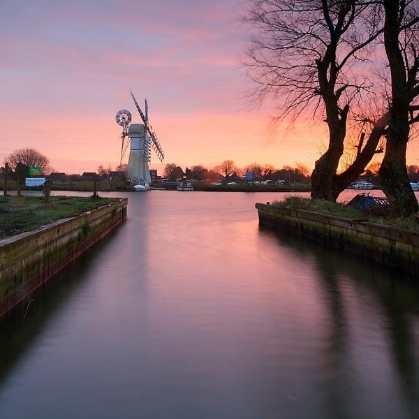 Norfolk Dawn by HowieR