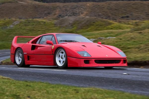 Ferrari F40 by proberts