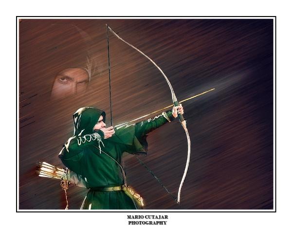 Robin Hood by farfett2001