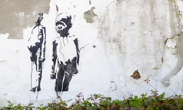 Banksy by pulsar69