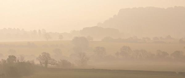 Sharpenhoe Clappers in fog. by rsmassie
