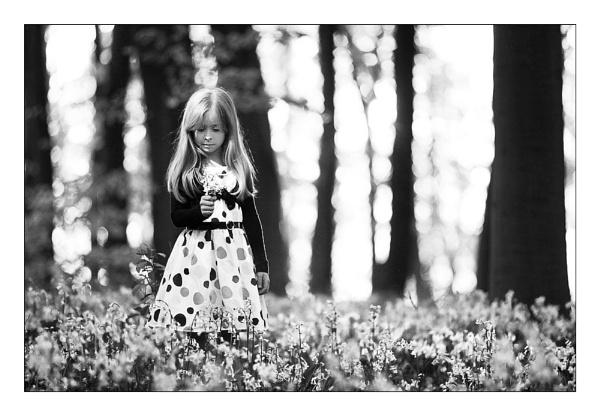 Flower Girl by MarkT