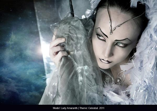 Celestial II by Taya