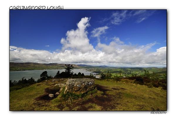 Carlingford LOugh by Ridgeway
