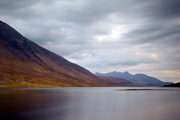Loch Etive by fatherpie