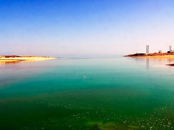 A Still Day 2 — Lagoon by desertrat