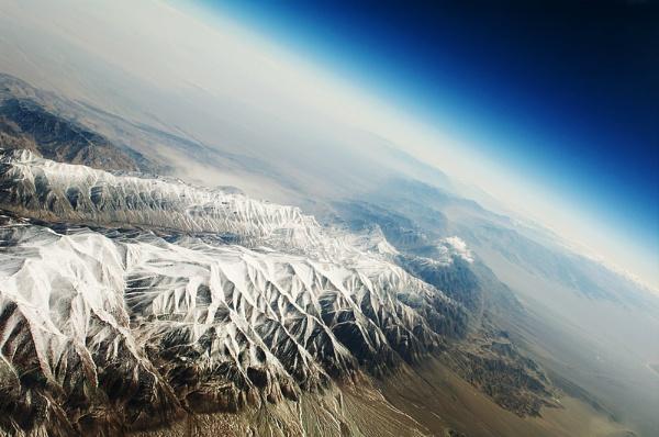 Slant Range by aliengrove