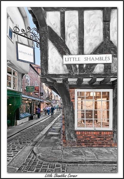 Little Shambles Corner II by twelvemegs