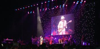 Carlos Santana at O2 Arena - 2008