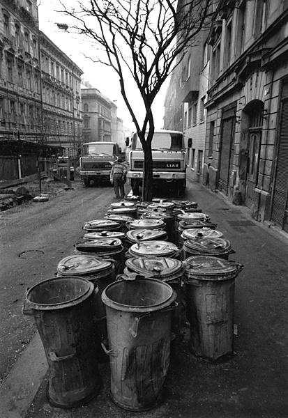 Prague street scene by mgts24