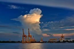 Cloudy in Viet Nam