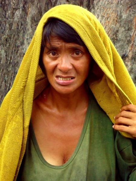 Woman by lobski