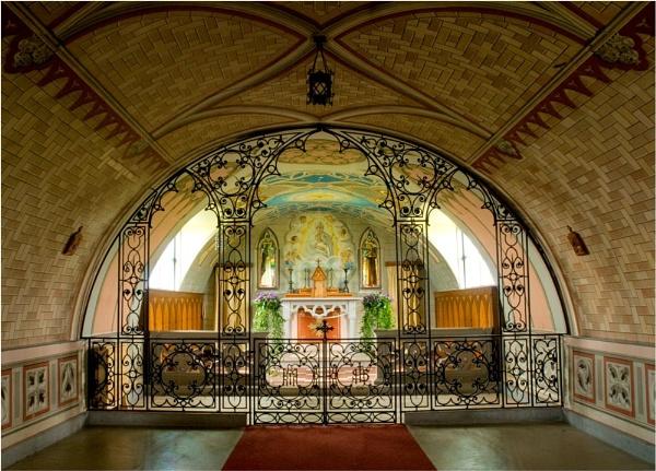 Orkney Italian Chapel by MalcolmM