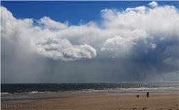 Leven Beach, Scotland