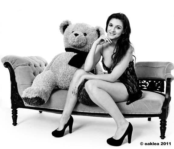 Cheryl with friend by oaklea