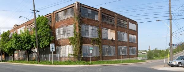 Empty Factory by TimothyDMorton