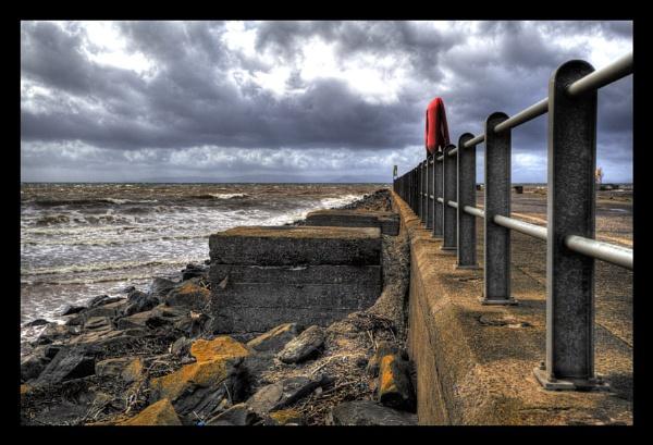 pier and railings by karen61