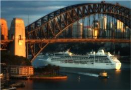 Farewell to Sydney