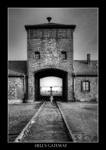Hell\'s Gateway by SteveMoulding