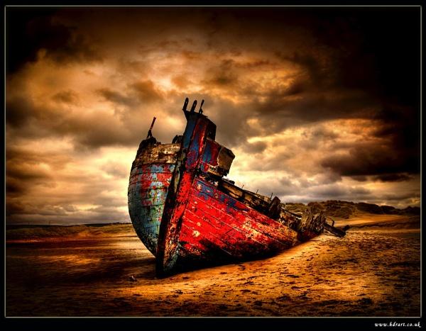 That Boat Again by pauldawn