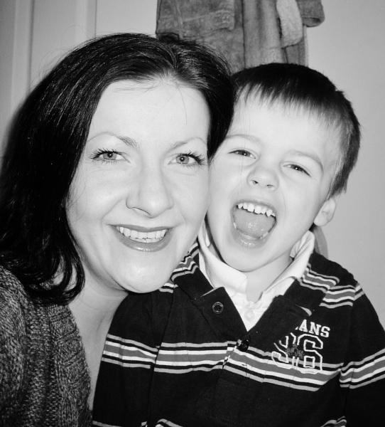 Happy Mum & Son by Catess76