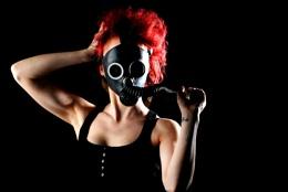 Gas Mask!