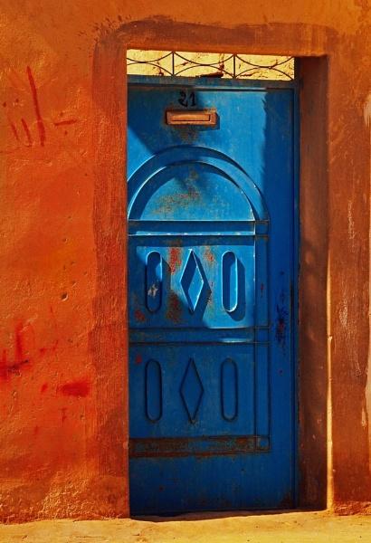 No 21 in Morocco by Berniea