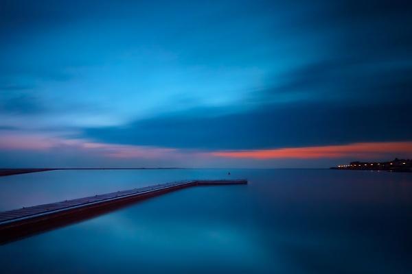 Late Night Blues by cdm36
