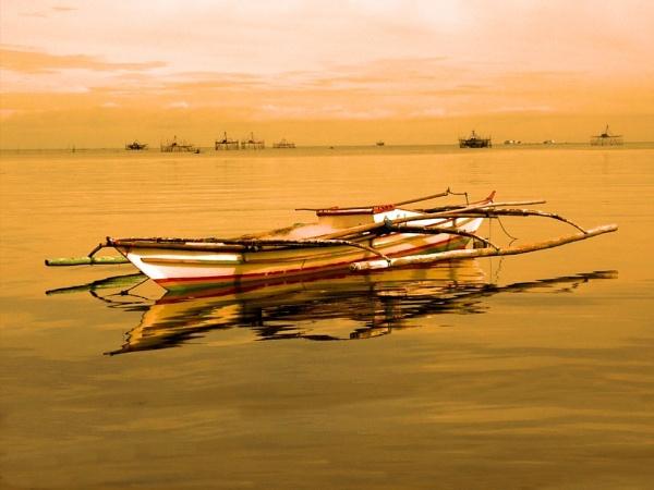Fishing Boat by lobski