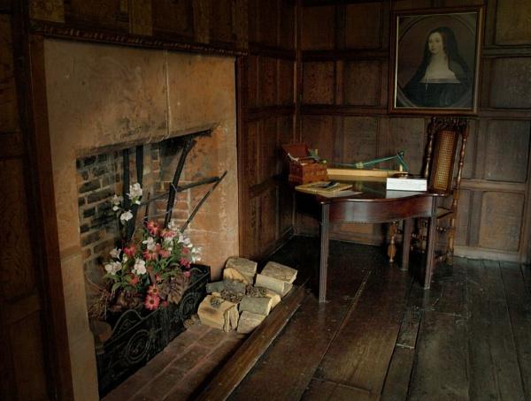 Lady Mary Yates Sitting Room by Alandyv8
