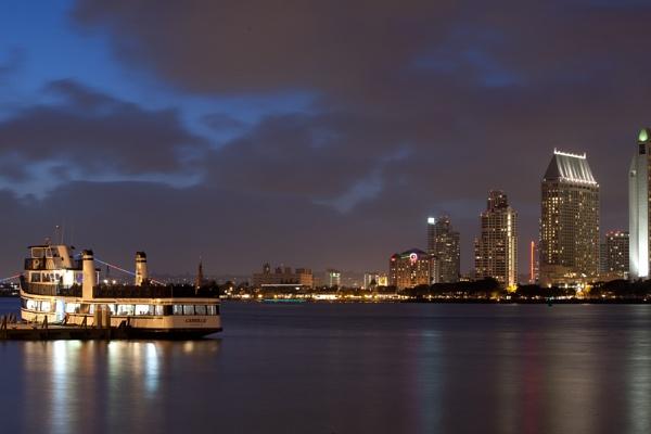 Coronado Ferry by nobby1