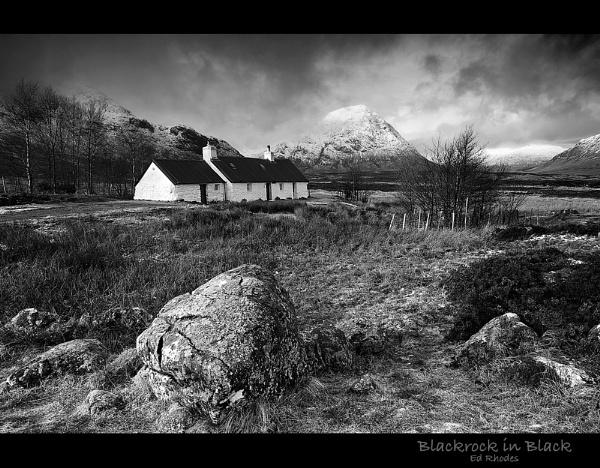 Blackrock in Black by edrhodes