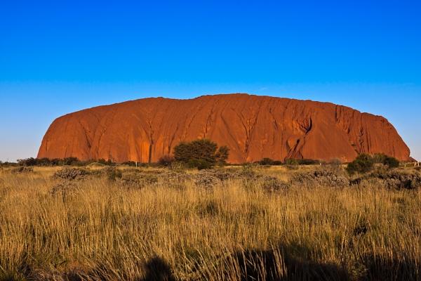 Uluru Sunset - I by John_Frid