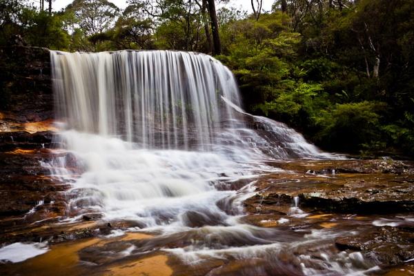 Wentworth Falls by John_Frid