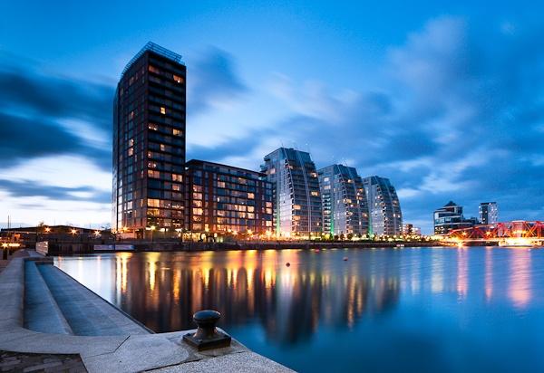 Salford City Blue by Slaterm