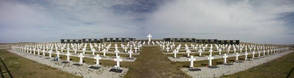 Argentine Cemetery by eonisuk