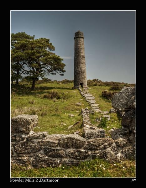 Powder Mills 2 ,Dartmoor by jer