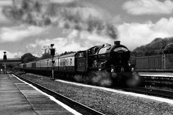 Pembroke Coast Express by Rees