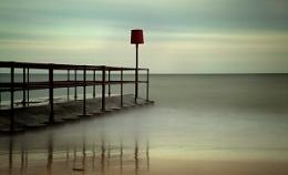 Boscome jetty