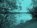 Bluey Lake at Parc Bryn Bach by janepink