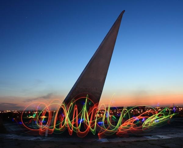 Sundial Sunset. by Sean_Dillon