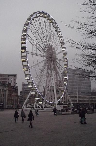 Nottingham Eye by gardenersteve