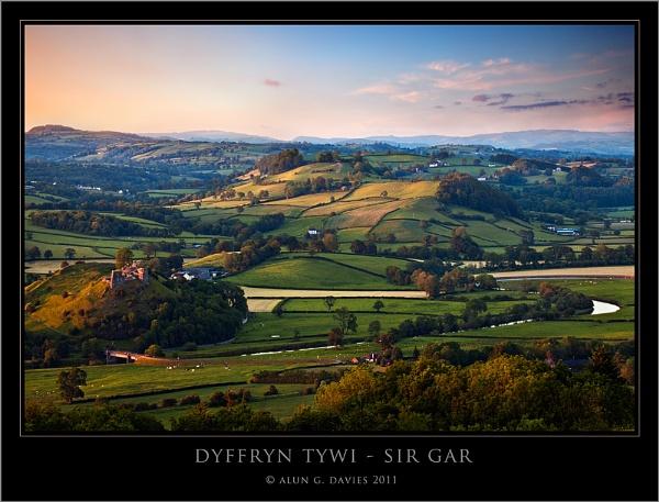 Hobbiton in the Shire by Tynnwrlluniau