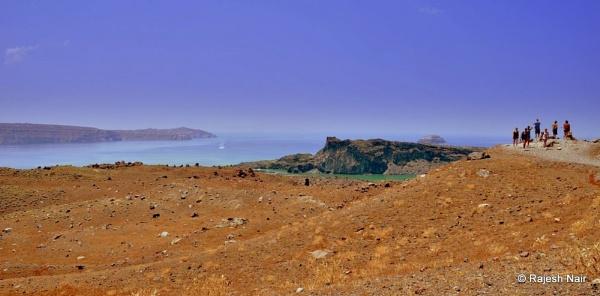 Volcanic Landscape by rajkn