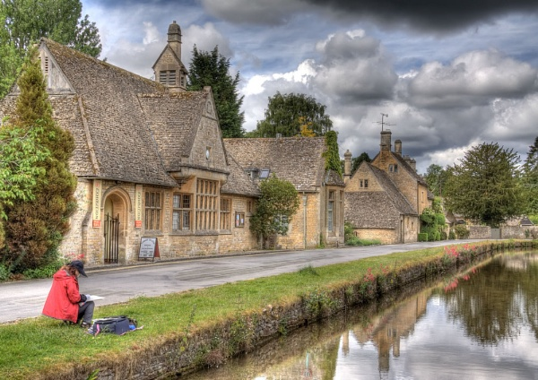 Lower Slaughter by JoHa