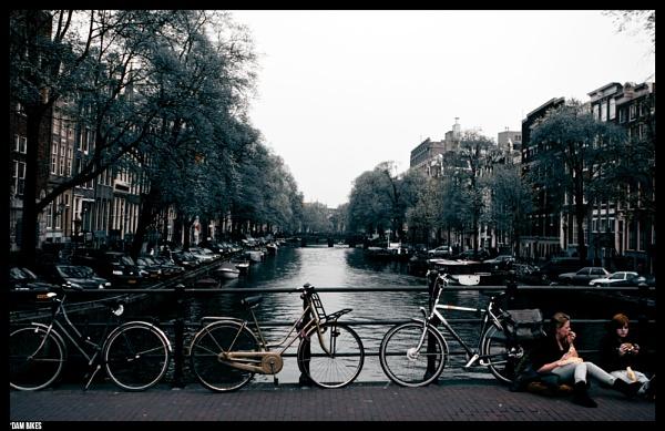 \'dam bikes... by havecamerawilltravel