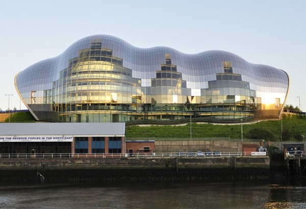 The Sage, Gateshead. by Belleyeteres