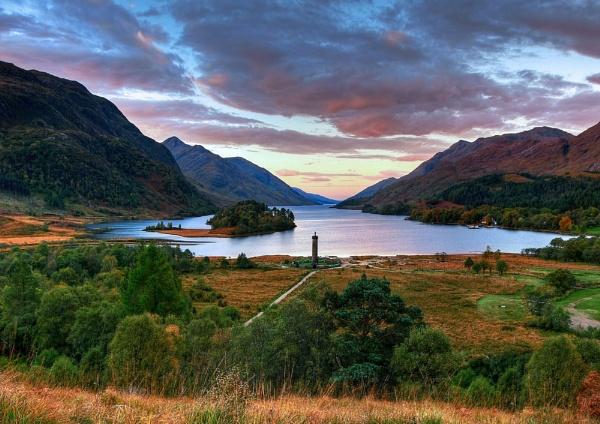 Loch Shiel  Glenfinnan by bill33