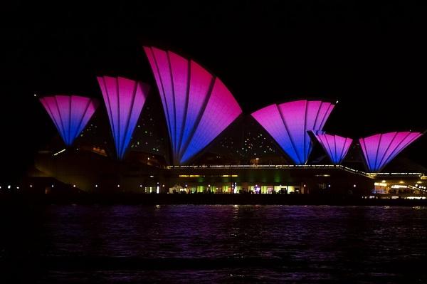 Vivid Light Festival - Sydney by Anna62