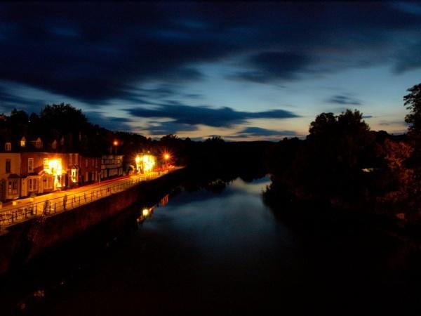 Summers Night On Sevenside by Alandyv8